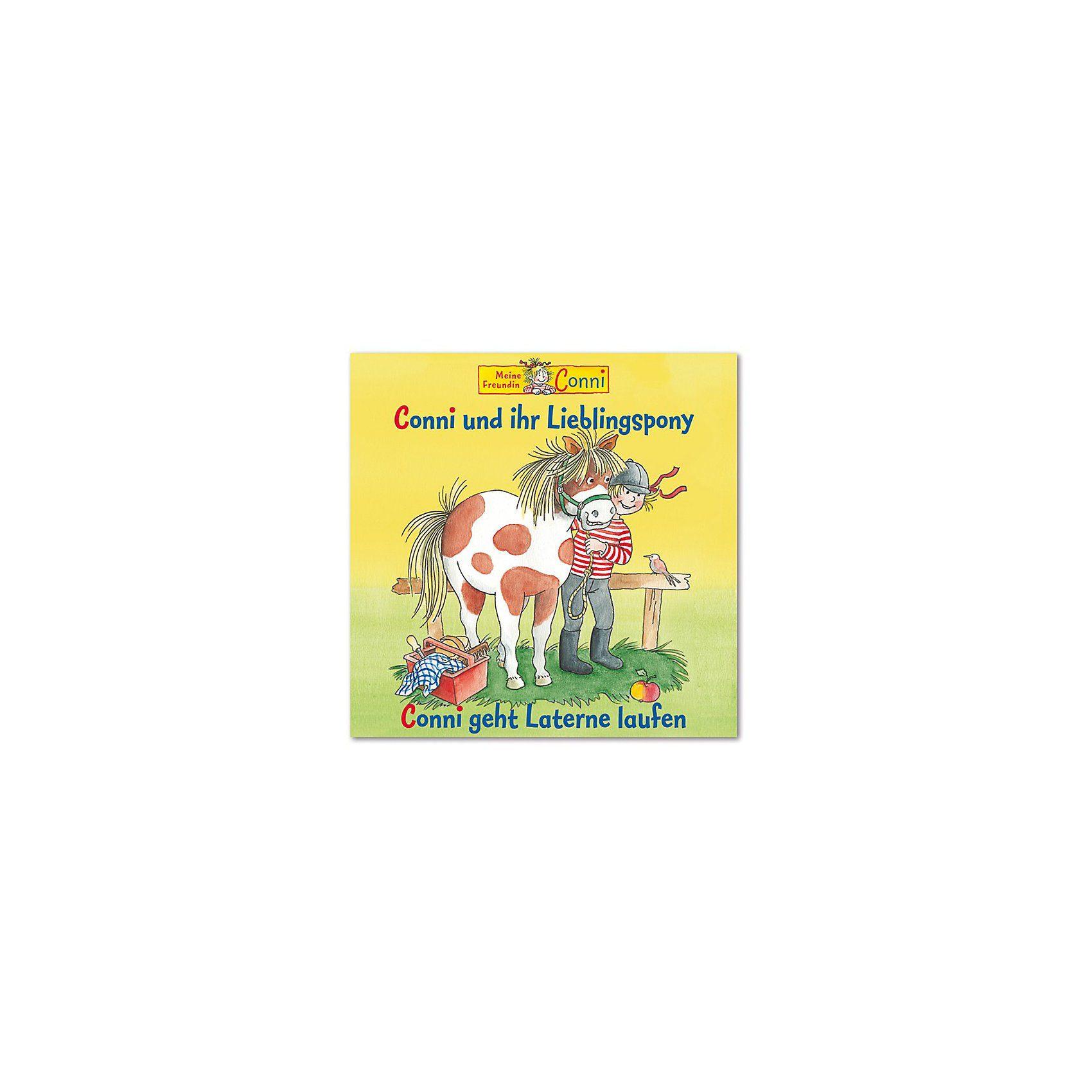 Universal CD Conni 34 - und ihr Lieblingspony/ Conni geht Laterne lauf