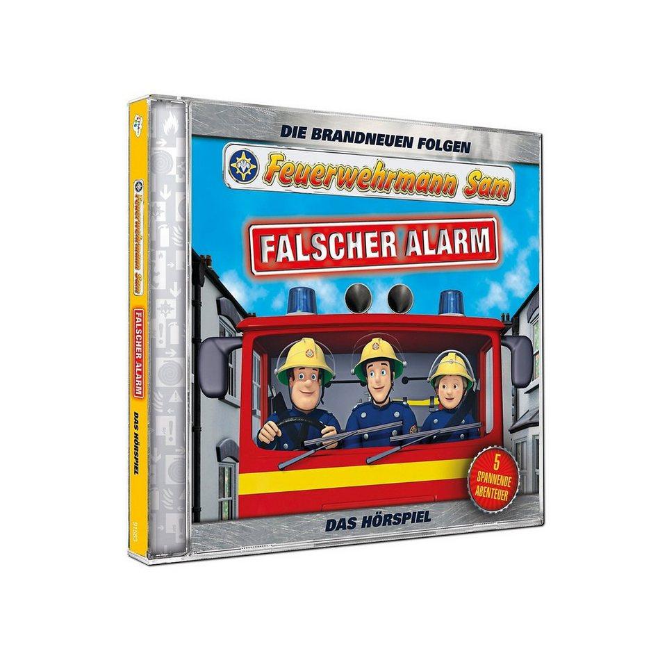 Just Bridge Entertainment CD Feuerwehrmann Sam - Falscher Alarm (Teil 4) online kaufen