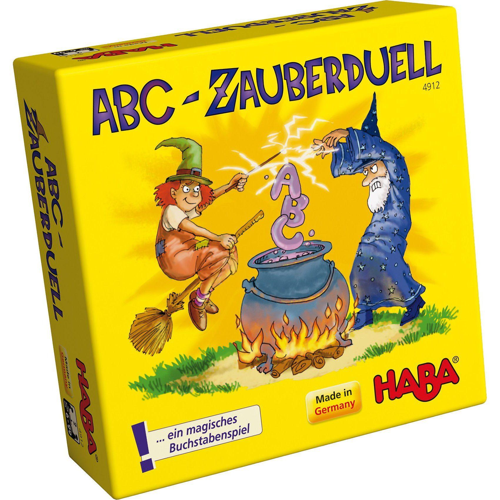 Haba ABC - Zauberduell