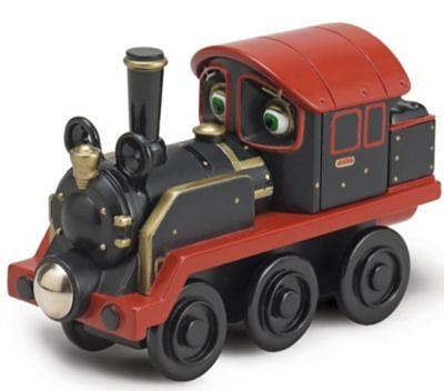 TOMY Chuggington Holzbahn - Lok Großvater Pete