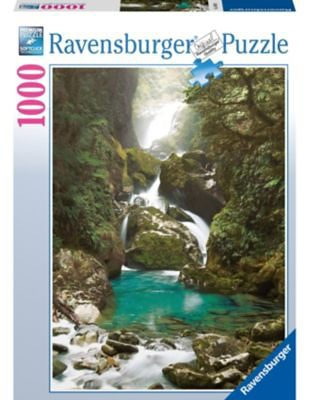 Ravensburger Puzzle Mackay Falls, Neuseeland 1000 Teile