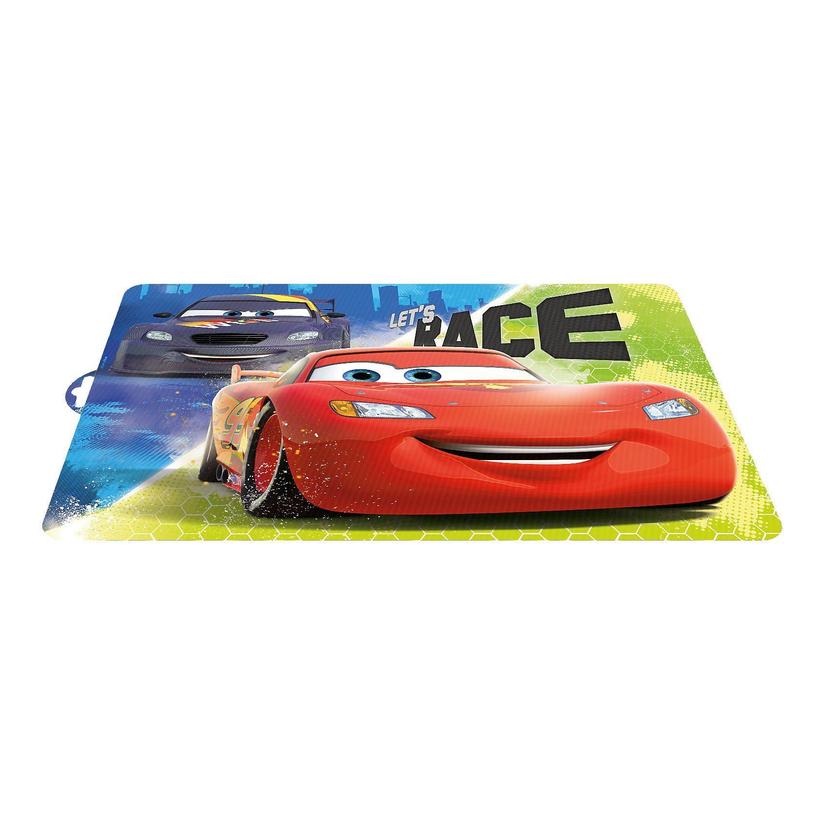 p:os Platzset/Tischset Cars