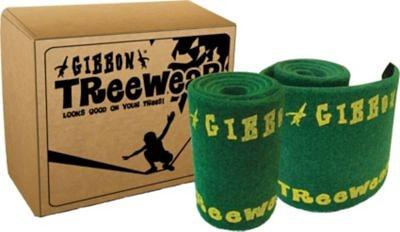Gibbon Baumschoner für Slacklines in grün