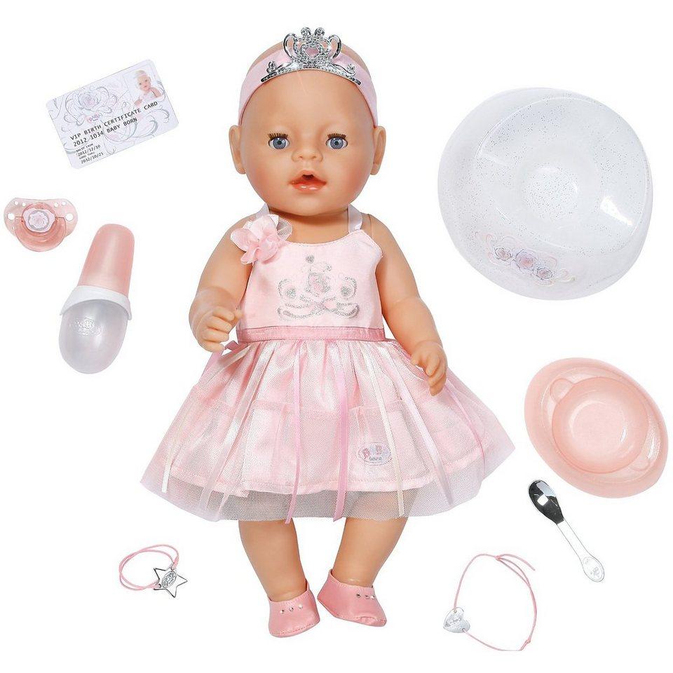 zapf creation baby born interactive ballerina exklusiv bei mytoys online kaufen otto. Black Bedroom Furniture Sets. Home Design Ideas