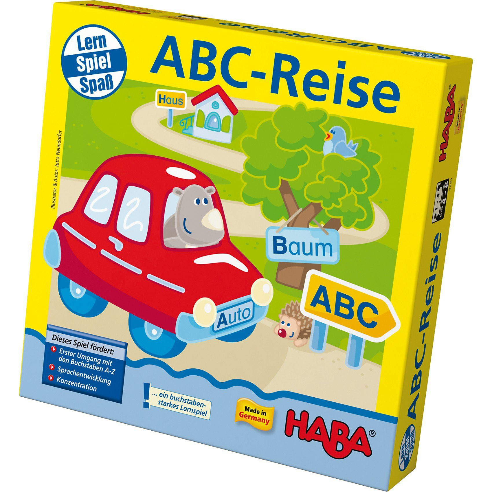 Haba ABC-Reise