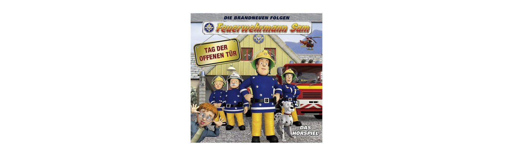 Just Bridge Entertainment CD Feuerwehrmann Sam - Tag der offenen Tür Hörspiel (Staffel