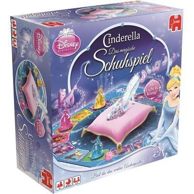 Jumbo Disney Cinderella Das magische Schuhspiel