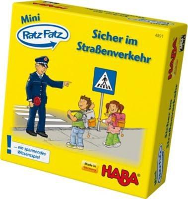 Haba Mini-Ratz Fatz Straßenverkehr