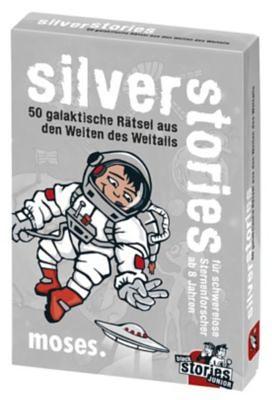 moses Silver Stories - 50 galaktische Rätsel aus den Weiten des We