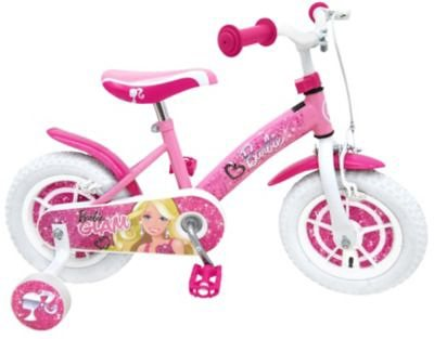 Stamp Barbie Kinderfahrrad, 14 Zoll in pink
