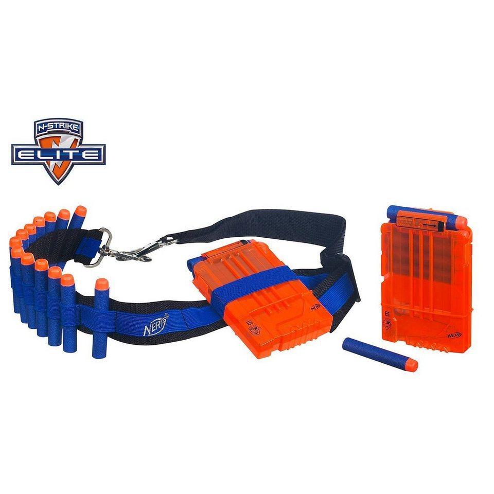 Hasbro NERF N-Strike Elite Bandolier Kit (Gürtel)
