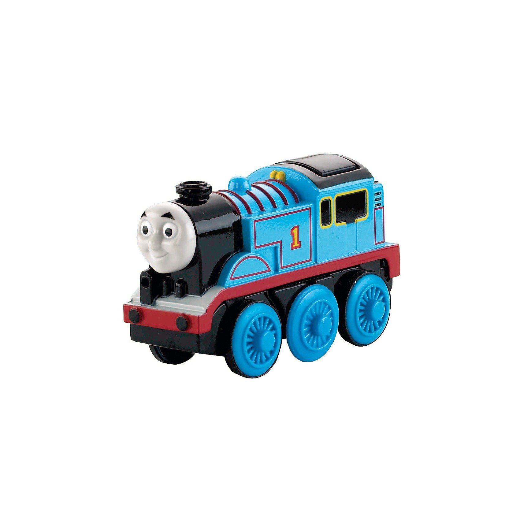 Mattel Thomas und seine Freunde - Metall-Lokomotive Thomas für Holz