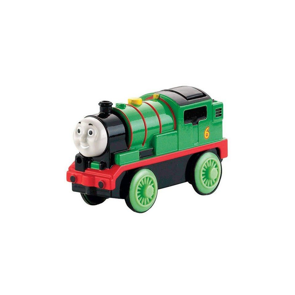 Mattel Thomas und seine Freunde - Percy (Holz, batteriebetrieben)