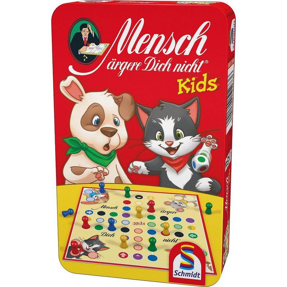 Schmidt Spiele Mitbringspiel  Herrench ärgere Dich nicht Kids online kaufen