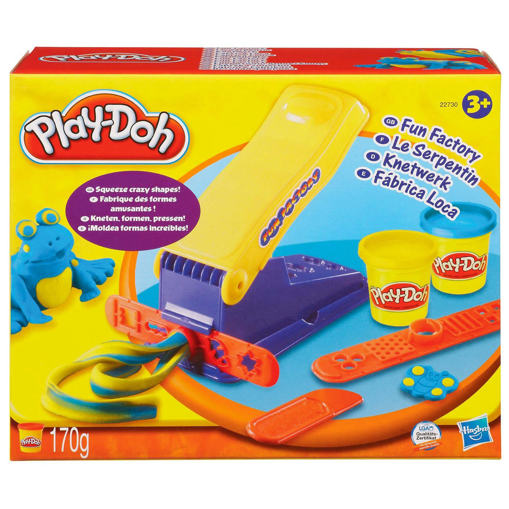 Hasbro Play-Doh - Knetwerk