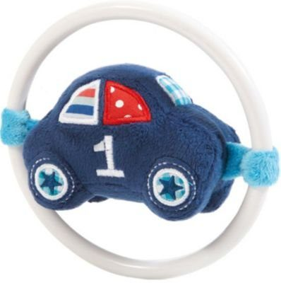 bébé-jou Greifring 1-2-3, blau