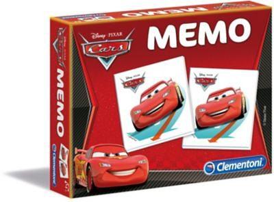 Clementoni Memo Kompakt Cars 2