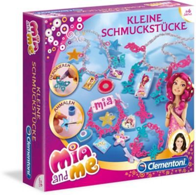Clementoni Mia and Me, Kleine Schmuckstücke