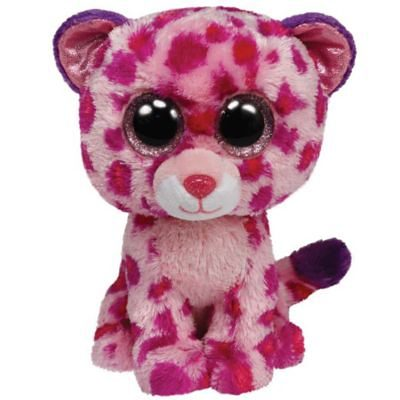 Ty Beanie Boo Leopard Glamour, 15 cm