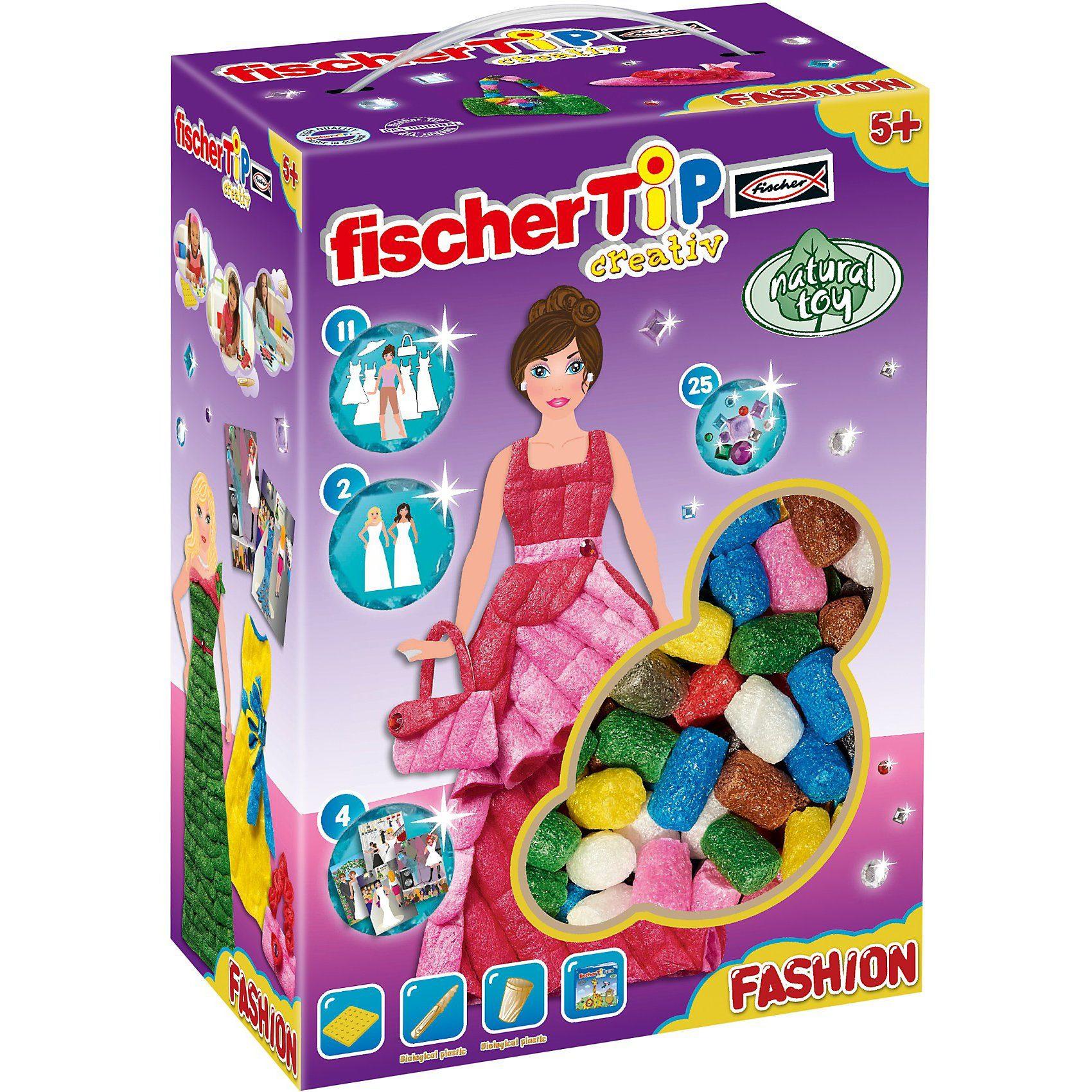 fischerTiP Fashion Box L, 500 TiPs