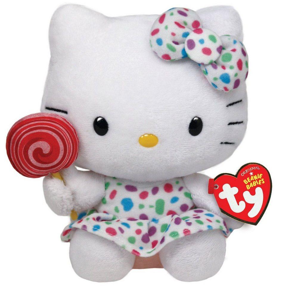 Ty Hello Kit Lollipop, 15 cm