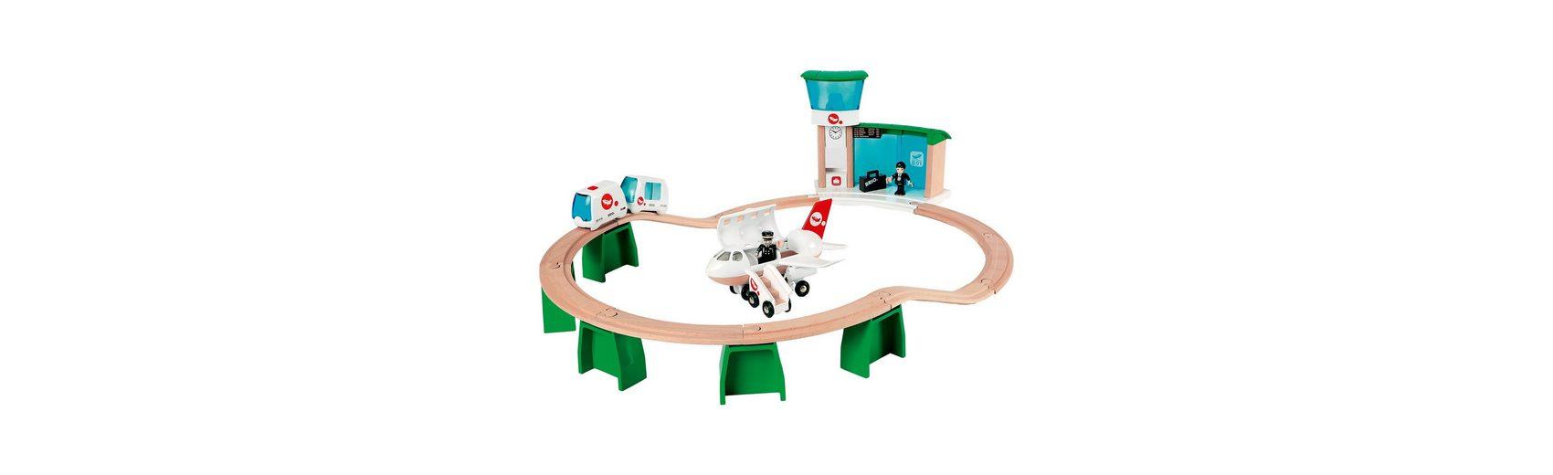 BRIO 33301 Monorail Flughafen Set