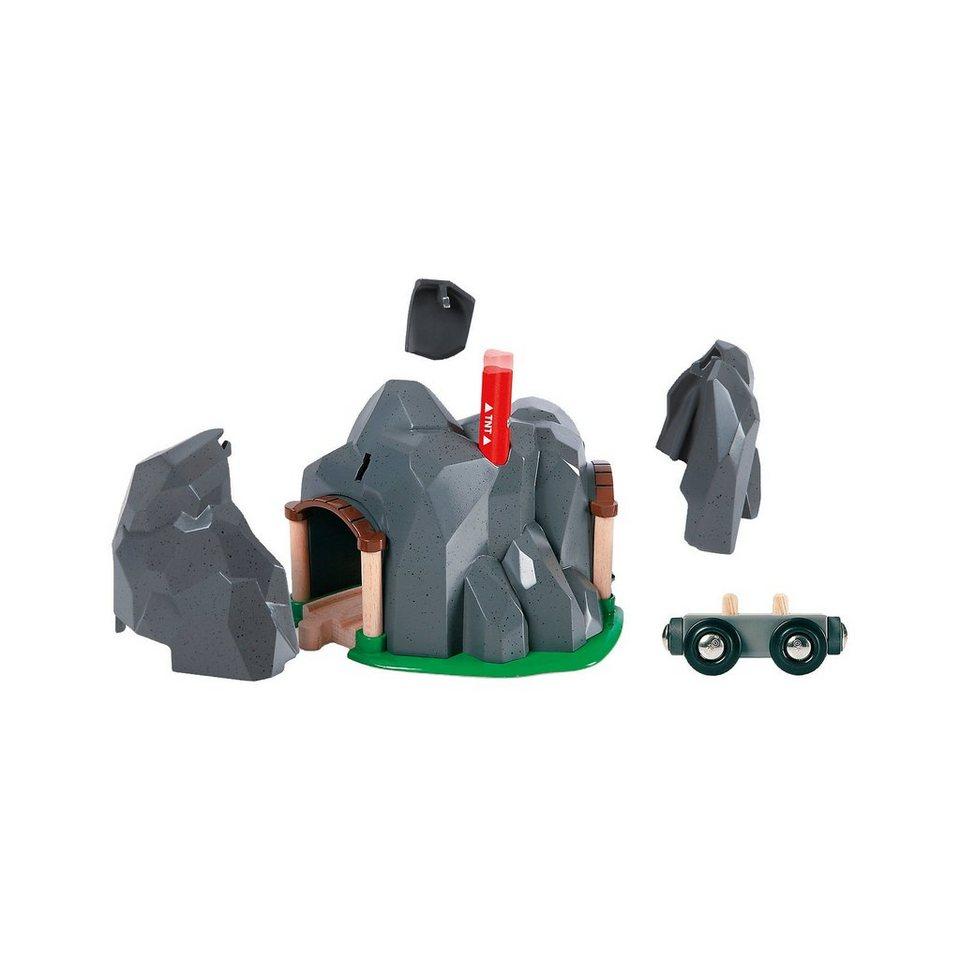 BRIO 33352 Dynamit Aktions-Tunnel