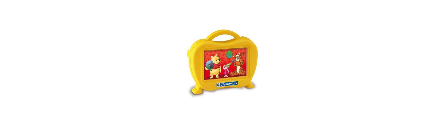 Clementoni Würfelpuzzle - 6er Winnie the Pooh