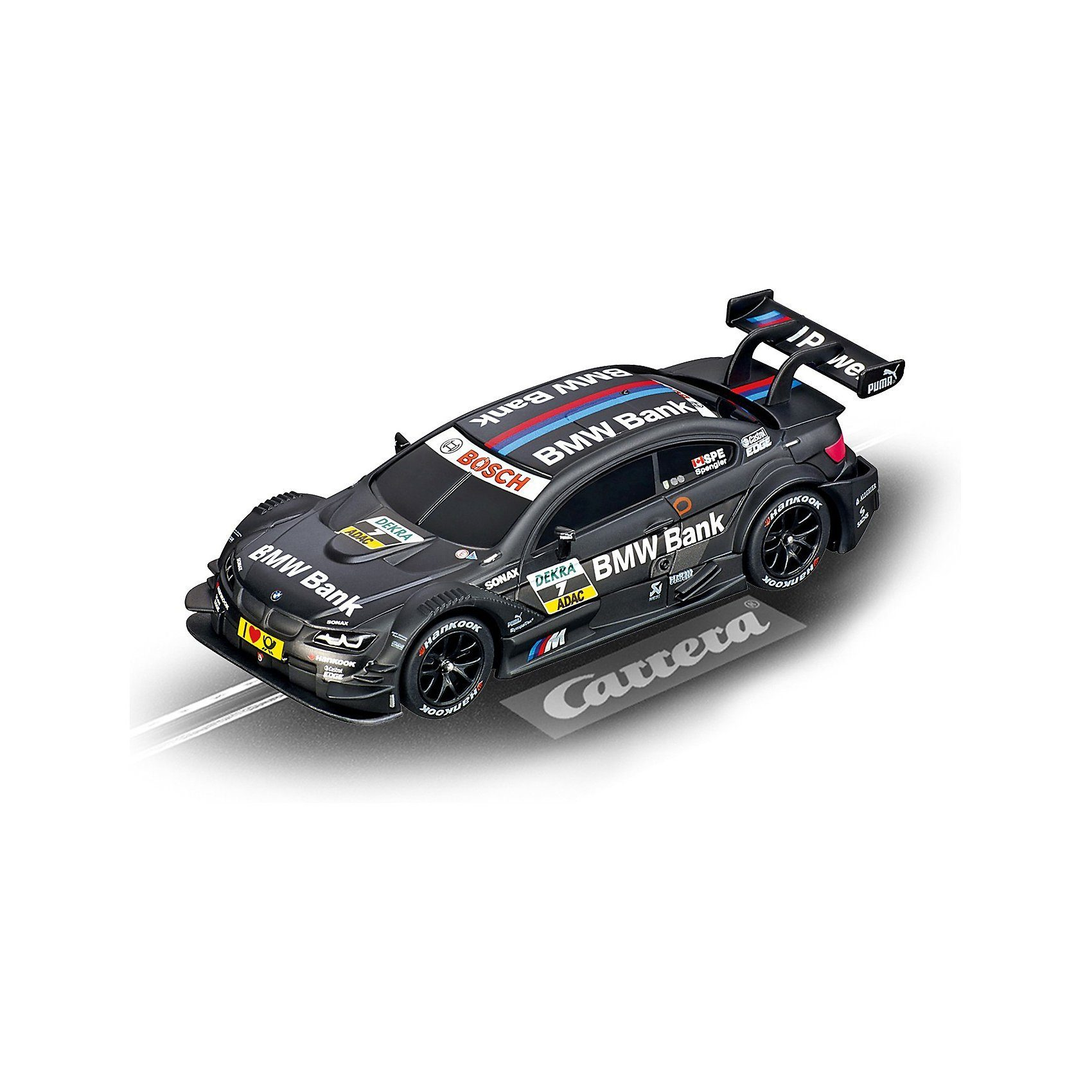 "Carrera GO!!! 61273 BMW M3 DTM ""B. Spengler, No.7"""