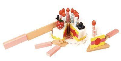 Beluga Spiellebensmittel Geburtstagskuchen