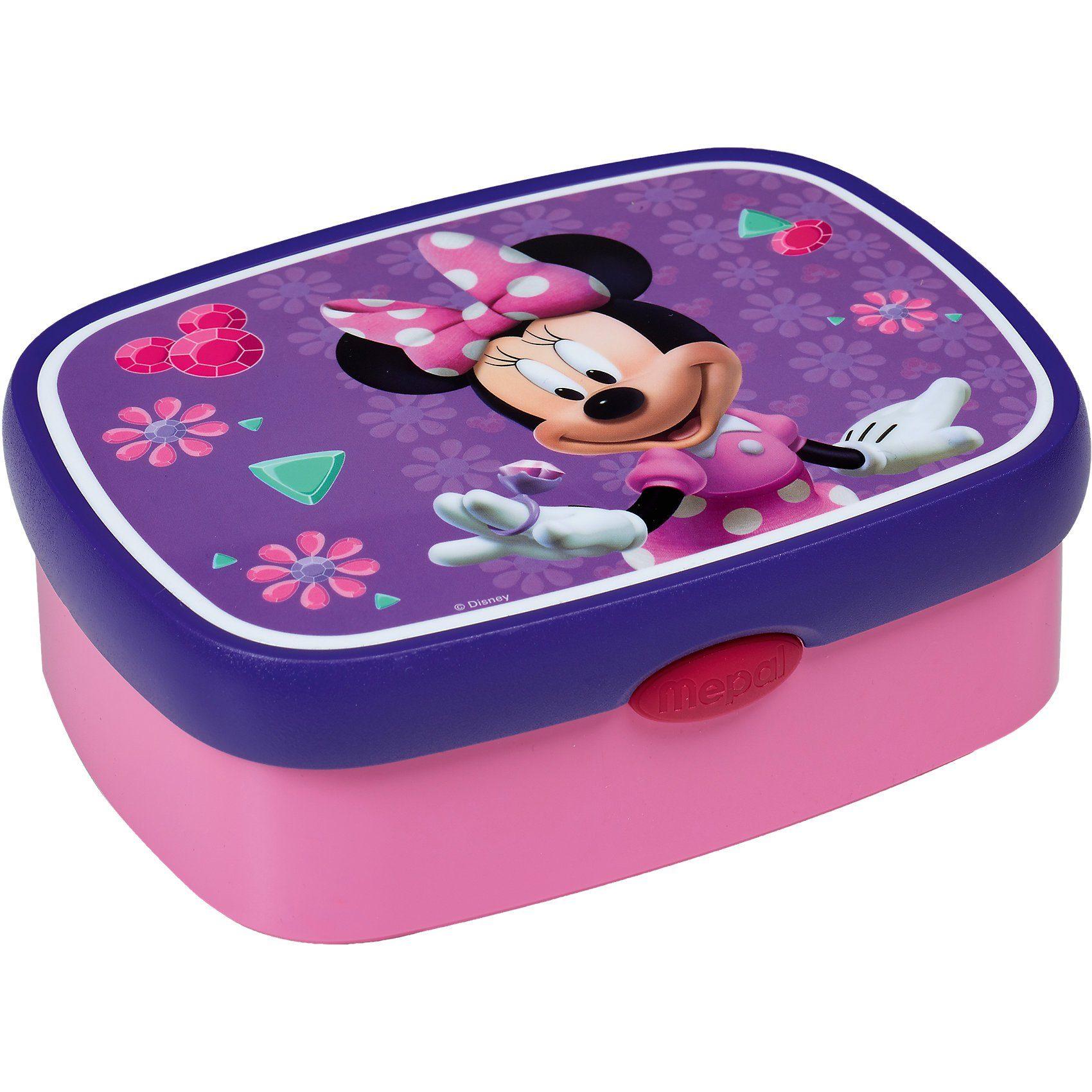 Brotdose Campus midi Minnie Mouse