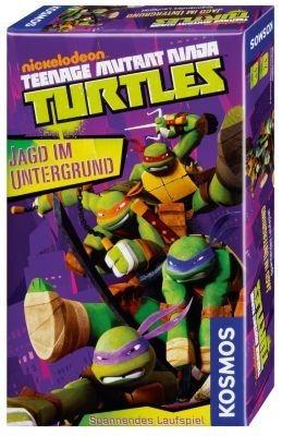 Kosmos Teenage Mutant Ninja Turtles - Jagd im Untergrund