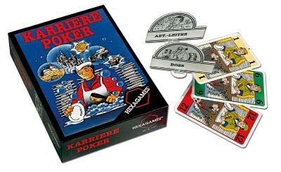 Karriere Poker Spiel