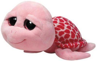 Ty Beanie Boo Shellby - Schildkröte pink, 15cm