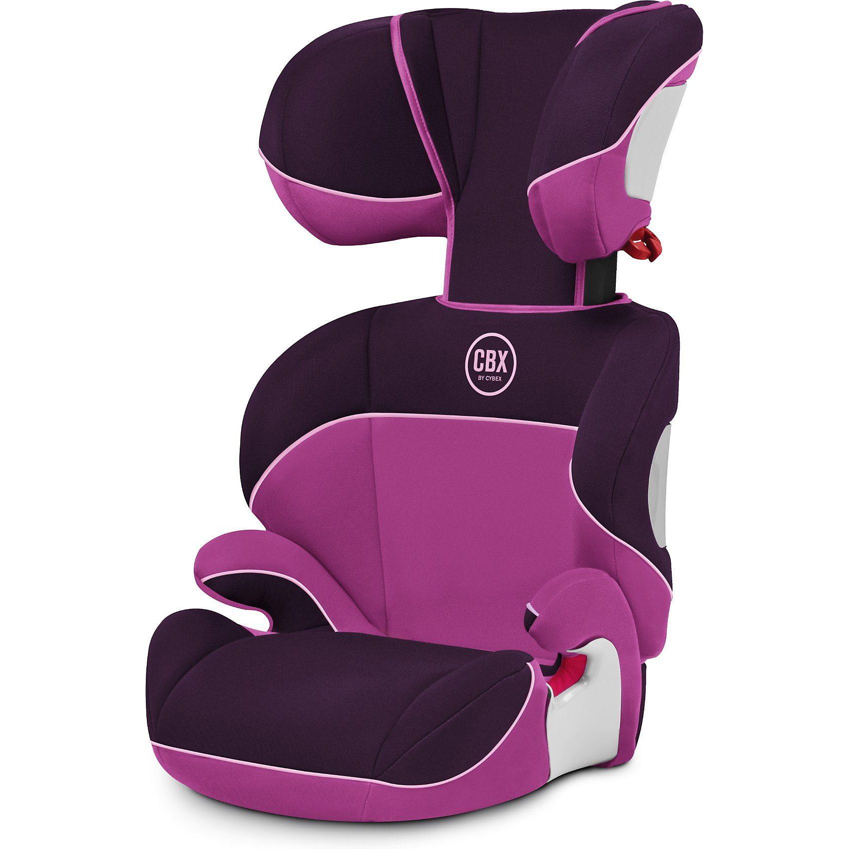 Cybex Auto-Kindersitz Solution, Purple Rain, 2017