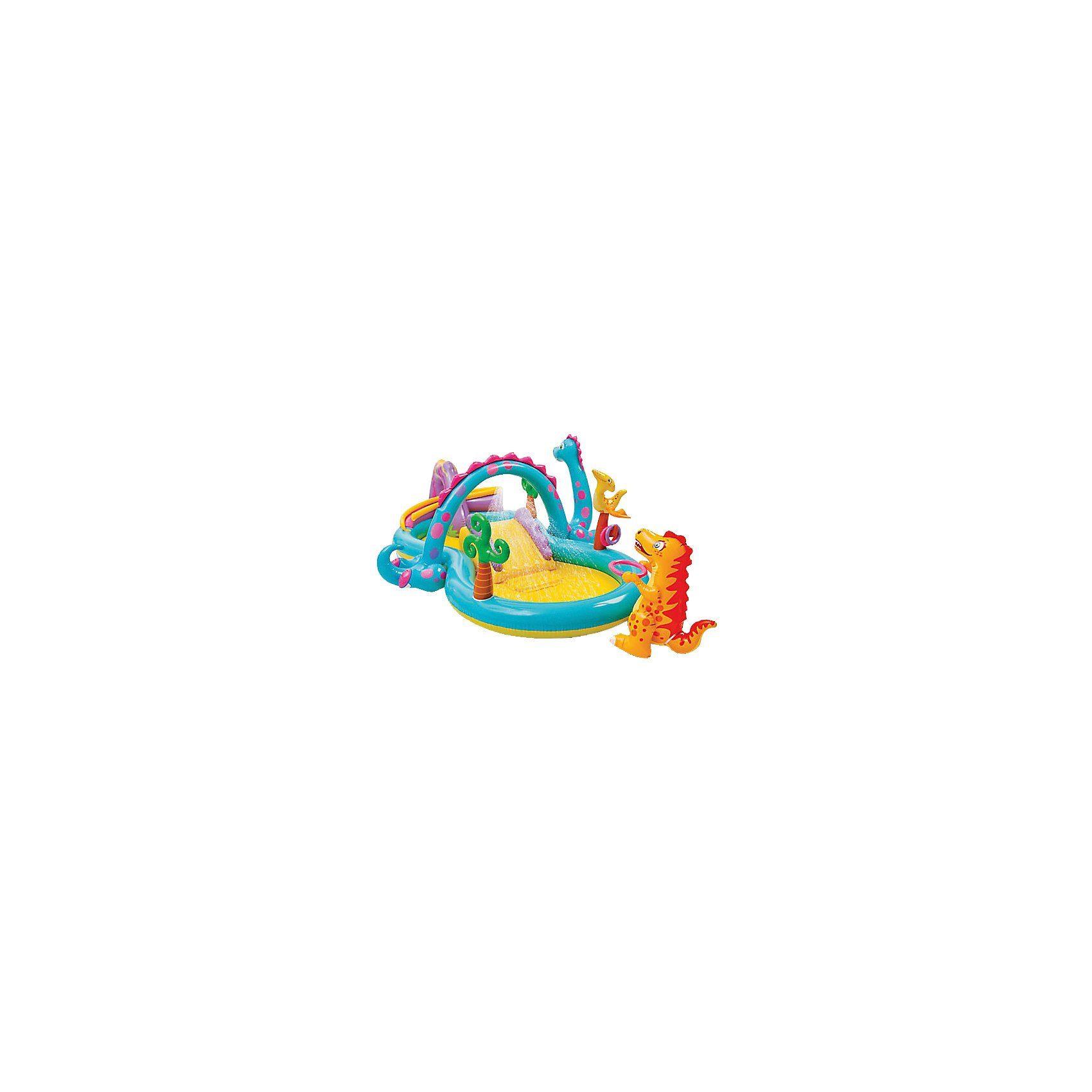 """Intex Planschbecken """"Dinoland"""", 333 x 229 cm"""