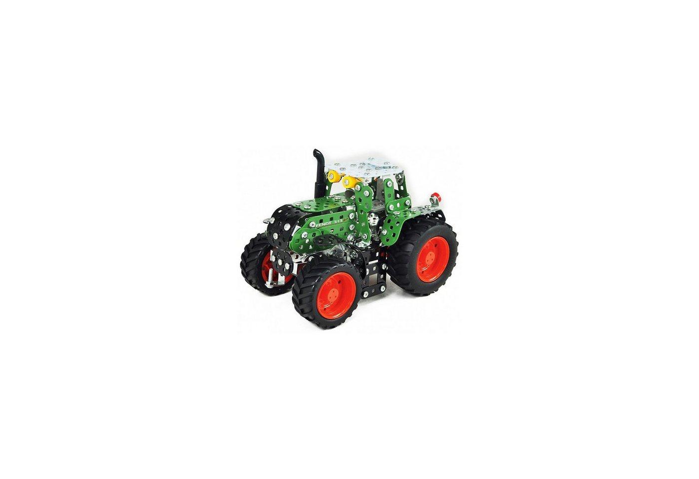 TRONICO Metallbaukasten Traktor, Fendt 313 VARIO, 1:32, 394t