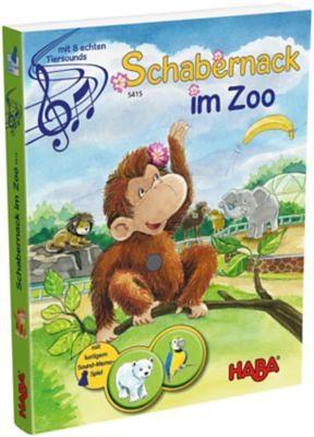 Haba Soundbuch - Schabernack im Zoo
