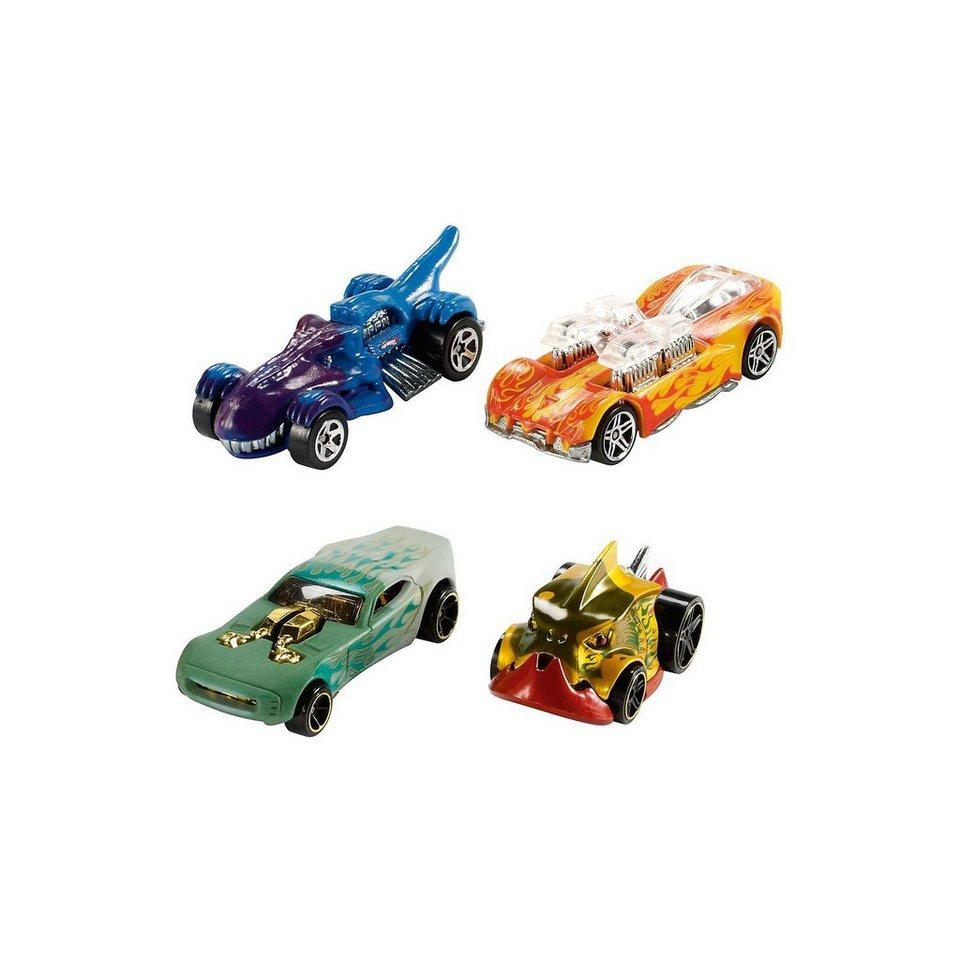 Mattel Hot Wheels Color Shifters Fahrzeuge 1:64 - 1 Stück, sortiert
