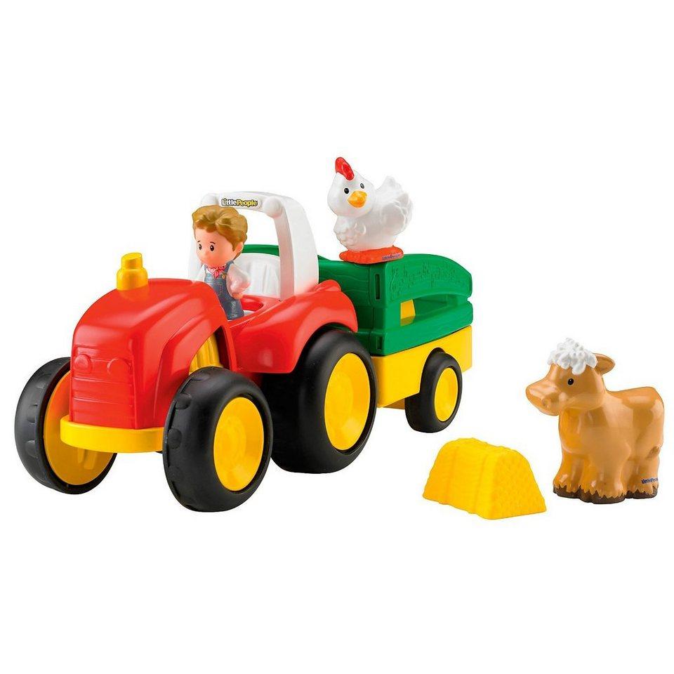 Mattel Little People - Traktor