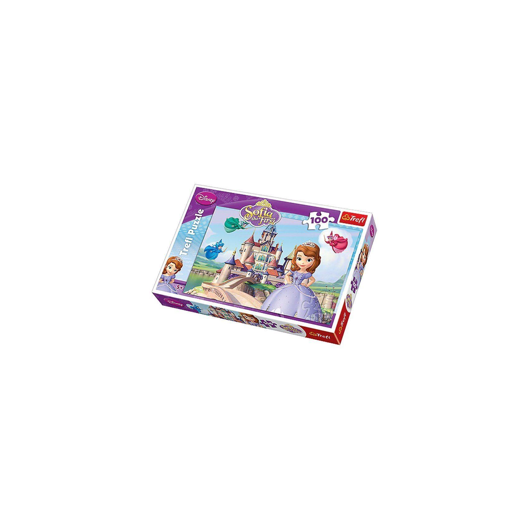 Trefl Puzzle 100 Teile - Sofia die Erste