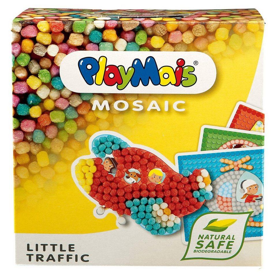 PlayMais MOSAIC Little Verkehr, 2.300 Maisbausteine online kaufen