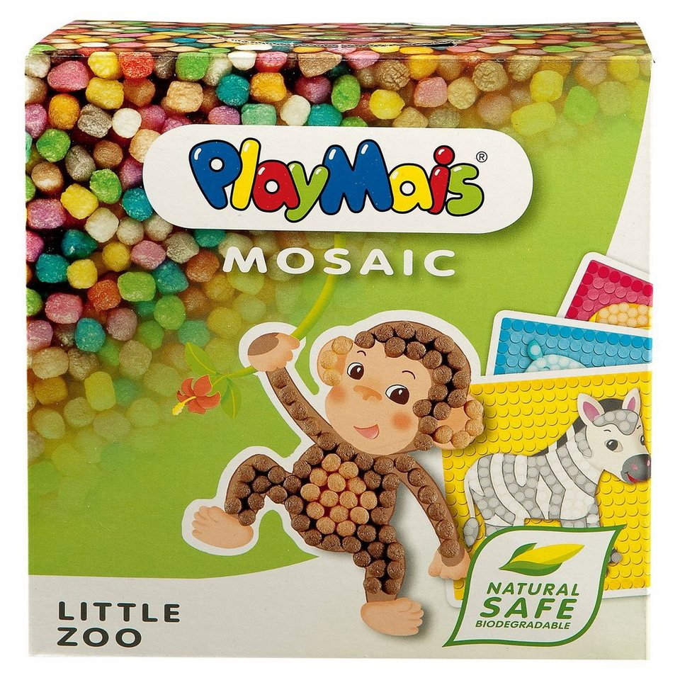 PlayMais MOSAIC Zootiere, 2.300 Maisbausteine