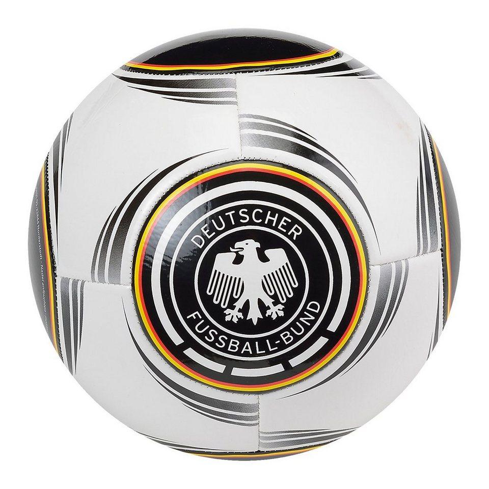 DFB Fußball weiß Gr. 5 in weiß