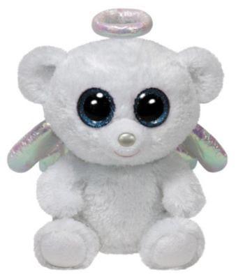 Ty Beanie Boo Engel Bär Halo, 15 cm