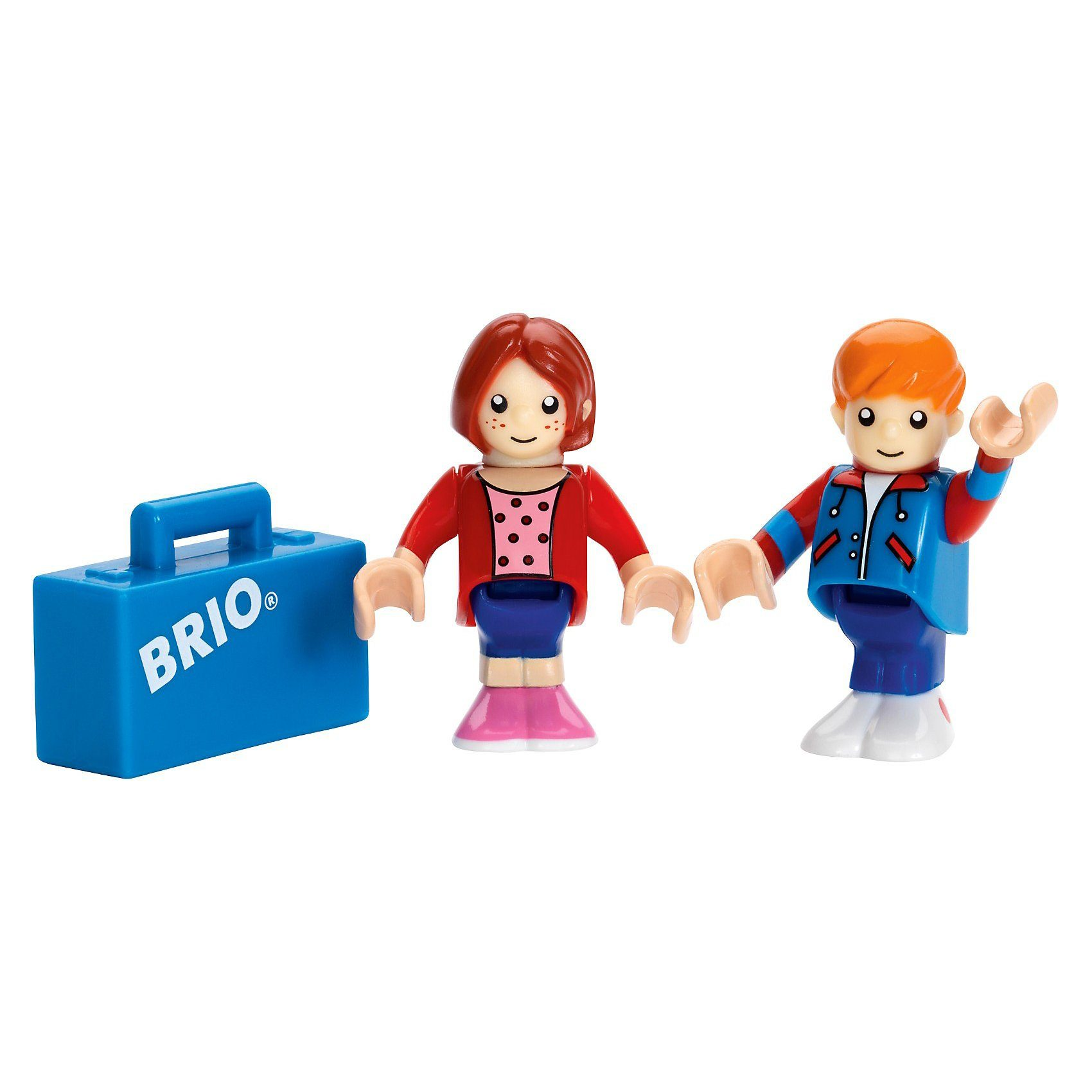 BRIO Figuren-Set, 3-tlg.