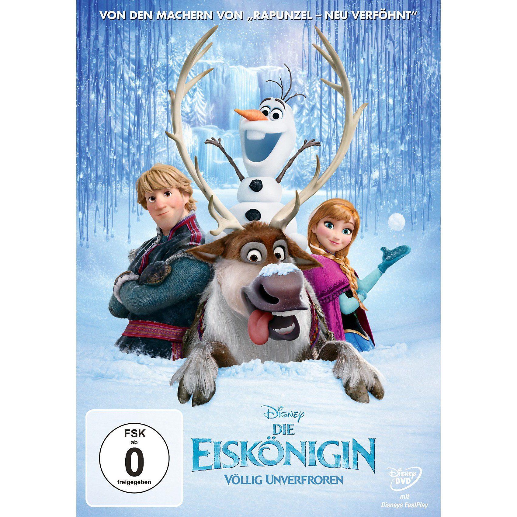 Disney DVD Die Eiskönigin