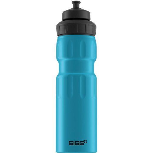 Sigg Alu-Trinkflasche SPORTS Blue Touch, 750 ml