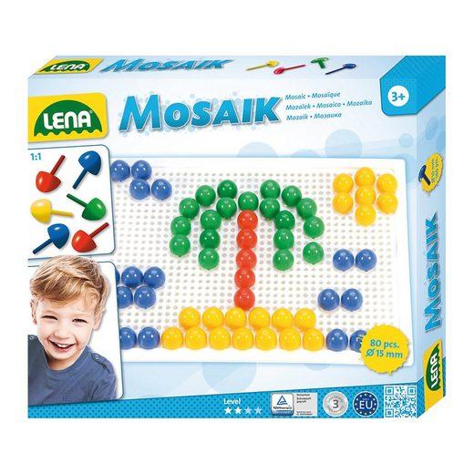 Lena® Design Studio Mosaik color, 72-tlg.