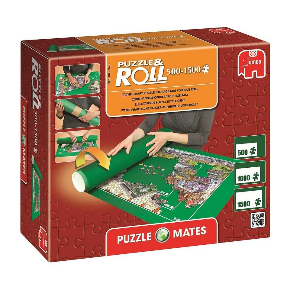 Jumbo Puzzlematte Puzzle & Roll 500-1500 Teile